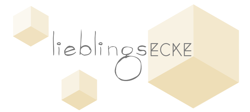 Lieblingsecke-Logo-gelb