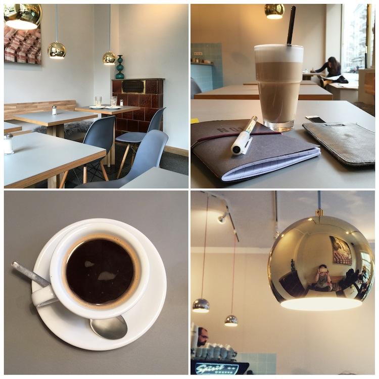 Milch Feinkost im Portugiesenviertel ... bester Kaffee!