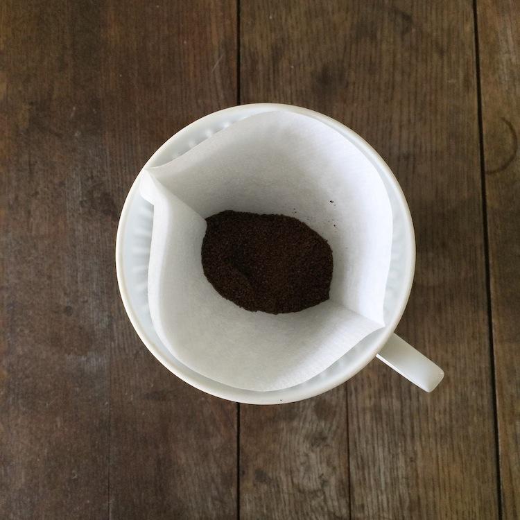 Porzellan Kaffeefilter, Melitta, hamburgvoninnen.de