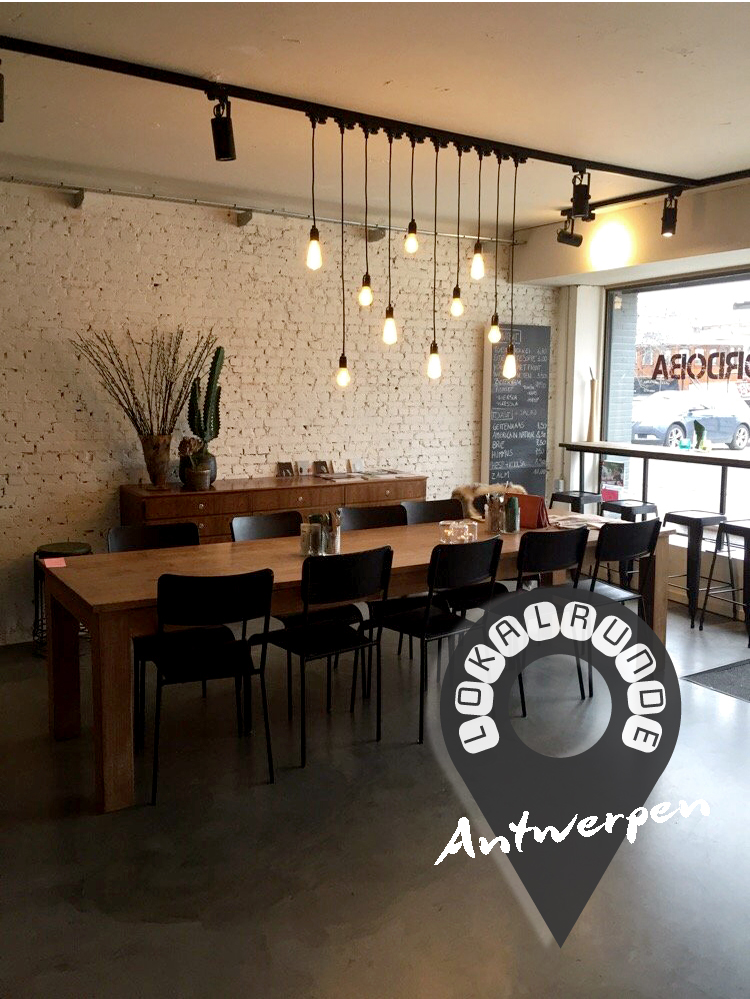 Lokalrunde Antwerpen: Cordoba, hamburgvoninnen.de