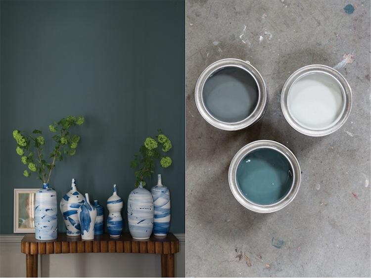 die neuen Farben von Farrow & Ball: Inchyra Blue No. 289