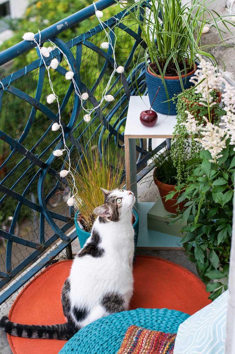 vom balkon zur outdoor oase myfaboutdooroasis von innen. Black Bedroom Furniture Sets. Home Design Ideas