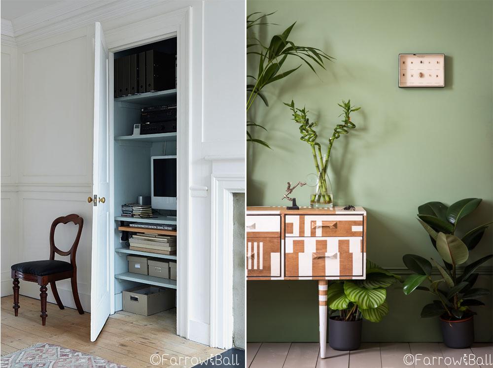 Mut zur Farbe Level 1 - Möbel farbig lackieren, kleine Akzente setzen