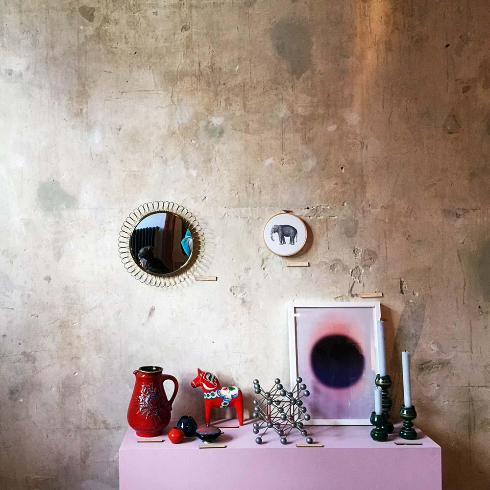 hamburgvoninnen.de, Wohntrends im Etsy Showroom: Moderne Nomaden