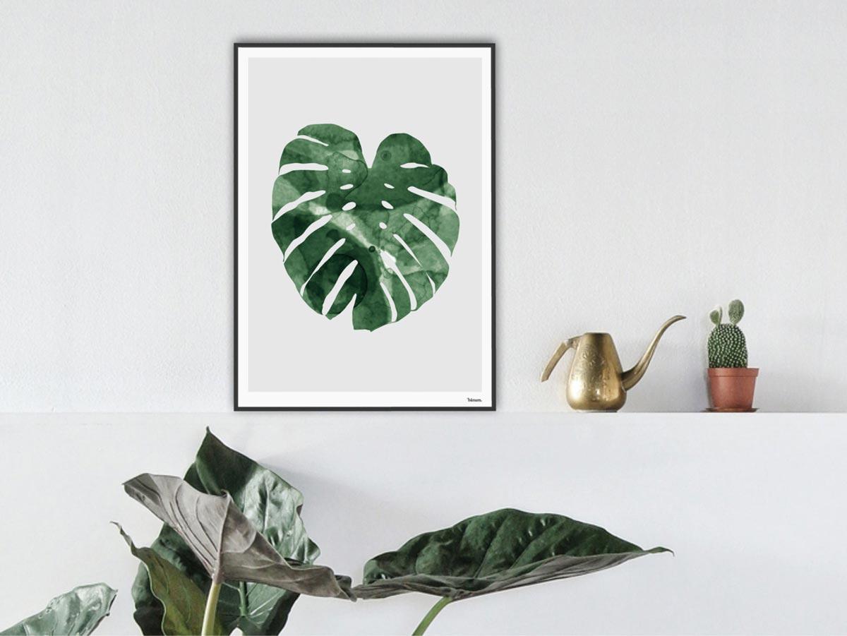 Pflanzenprints von Banum, ©etsy.com