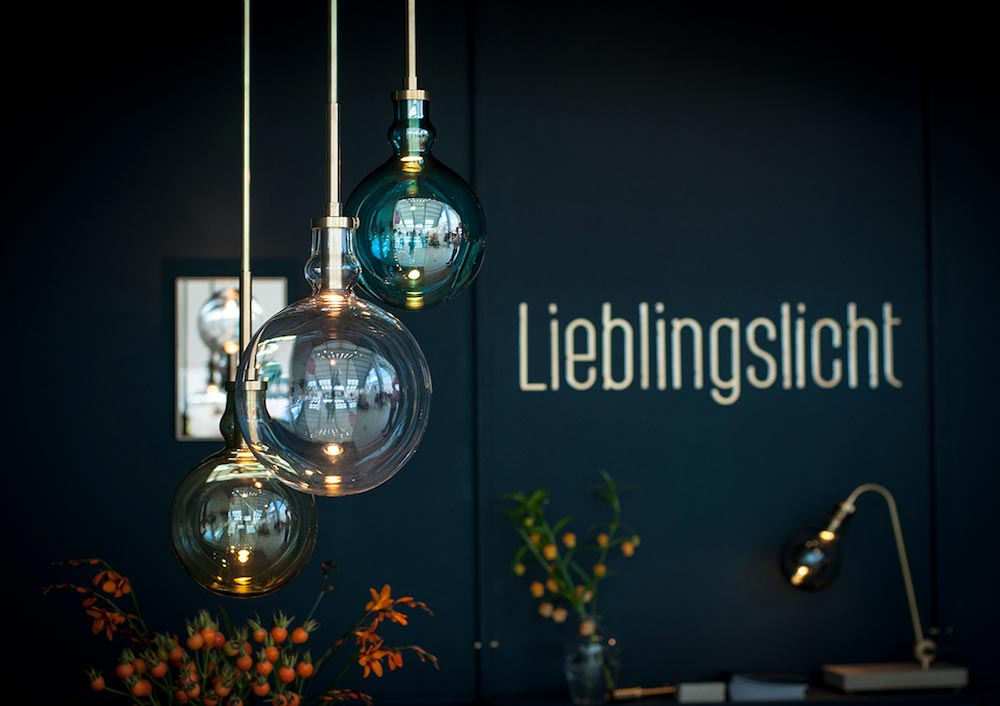 Blickfang Highlight: Lieblingslicht. Leuchten aus Messing und Glas. hamburgvoninnen.de