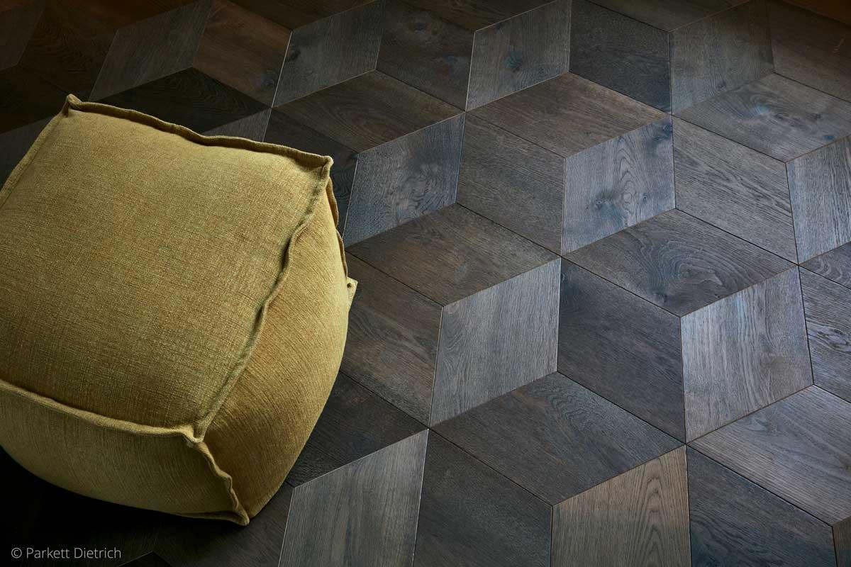 Holzboden – Interior Inspiration bei Parkett Dietrich