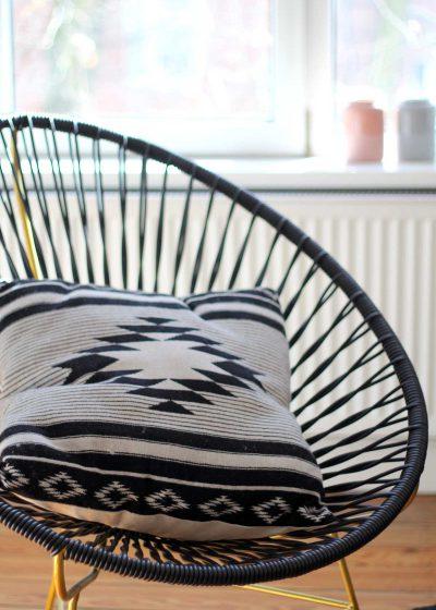 Acapulco Chair, Lieblingsecke Ines, hamburg von innen