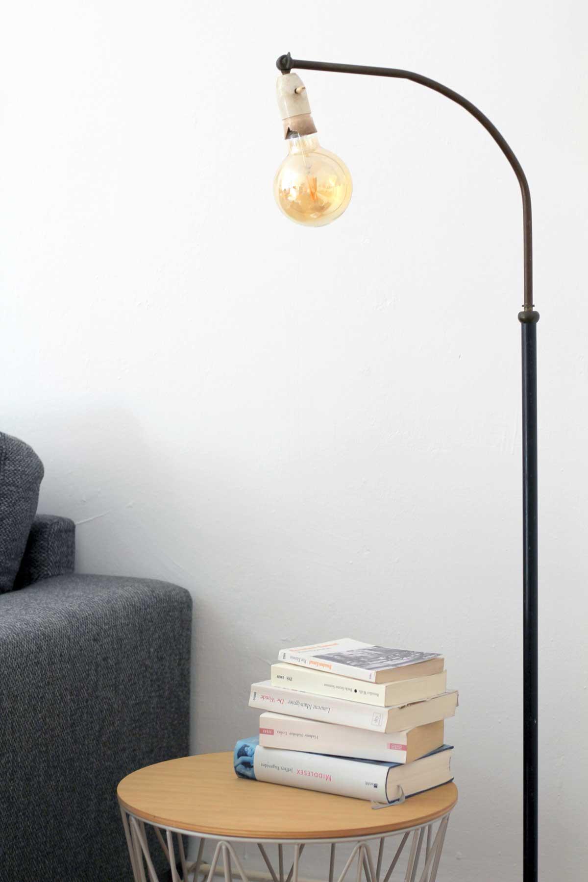 Dänische Lampe, Lieblingsecke von Ines aus Ottensen, hamburg von innen