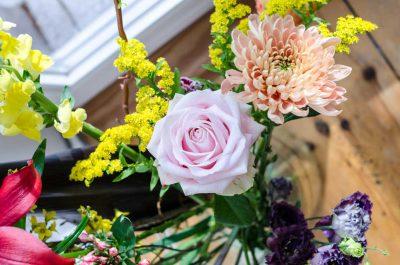 Bloomon Blumen Verlosung hamburg von innen