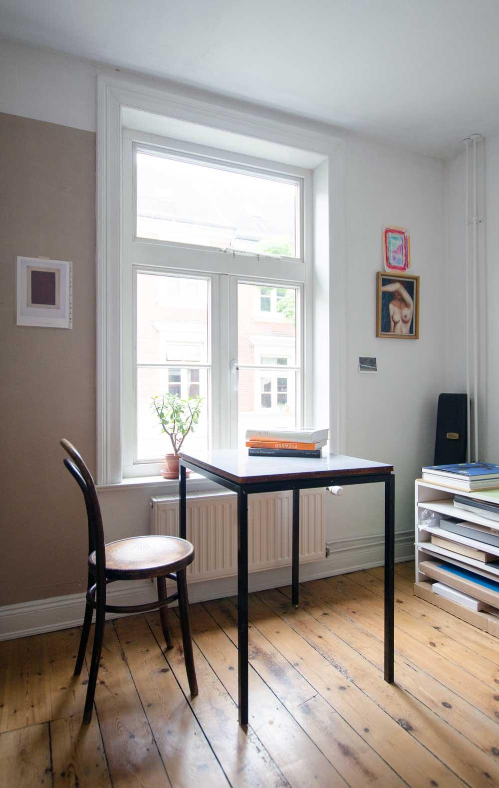 Arbeitszimmer Homestory Diana Laube. hamburgvoninnen.de