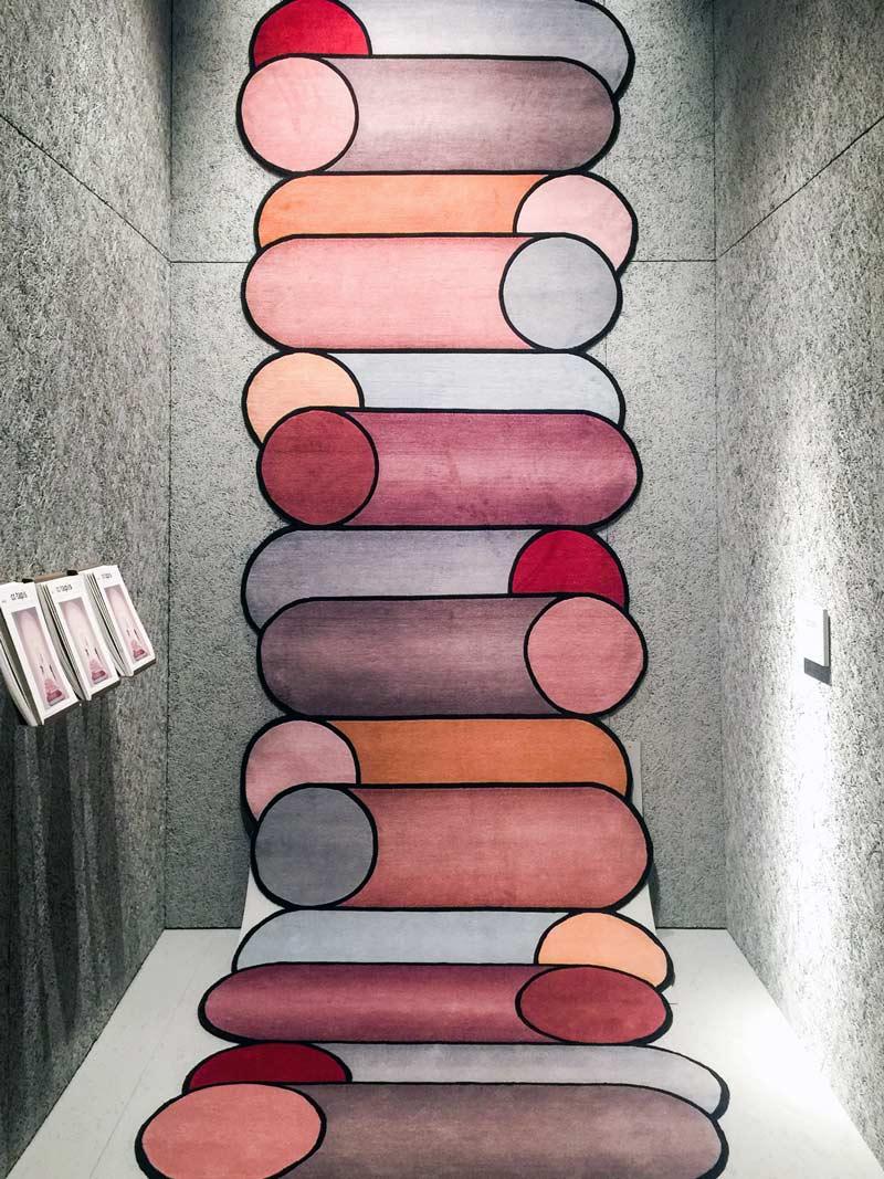 CC Tapis - Teppiche aus Wolle und Seide - IMM Cologne 2018 - hamburgvoninnen.de