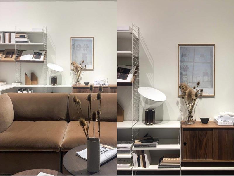 String Furniture Stand - IMM Cologne Highlights - hamburgvoninnen.de
