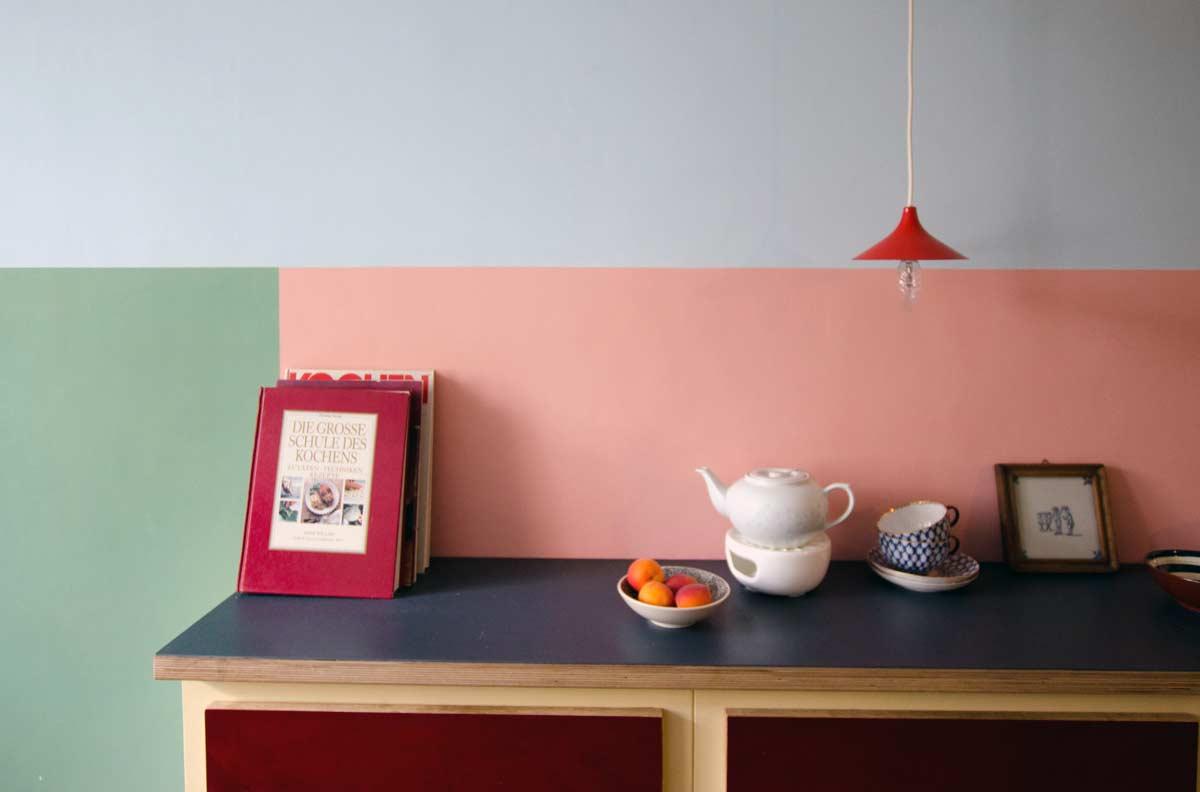 wandfirma charlotte crome, farbenfrohe Wandgestaltung, farbige Wände, hamburgvoninnen.de