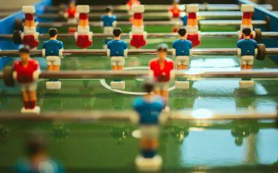 Fußball WM vs. Interior Inspo