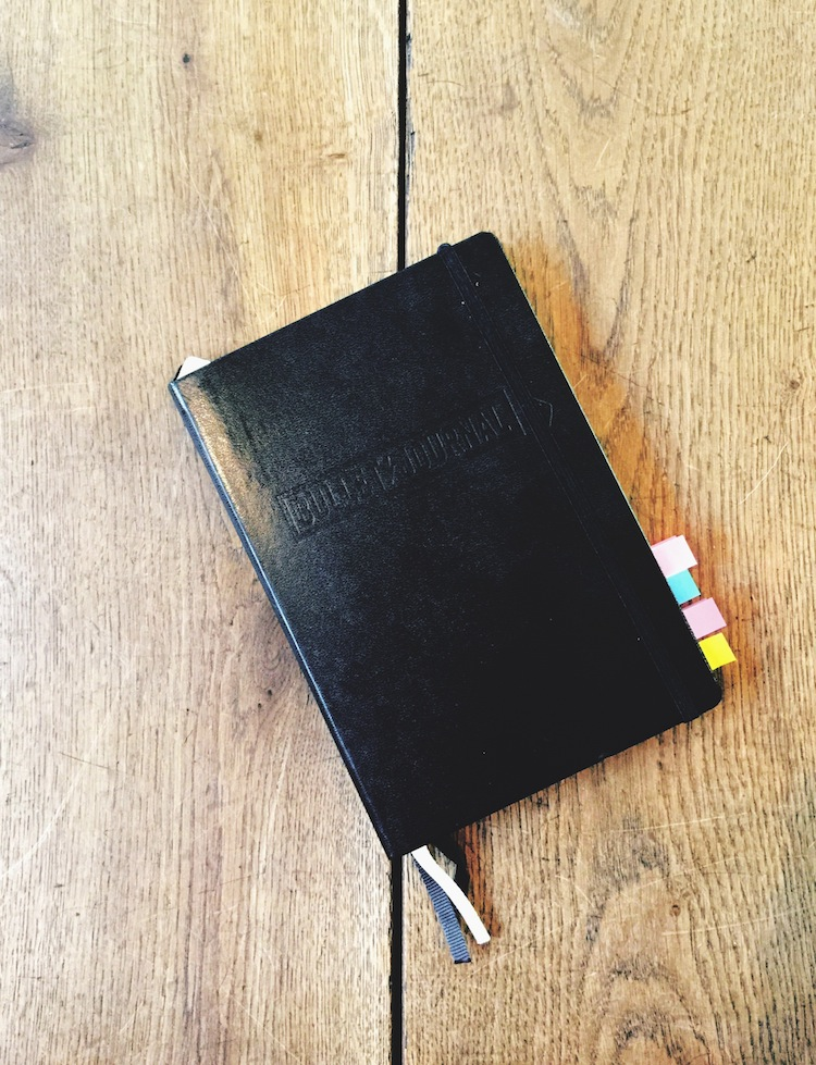 Bullet Journal, hamburgvoninnen.de