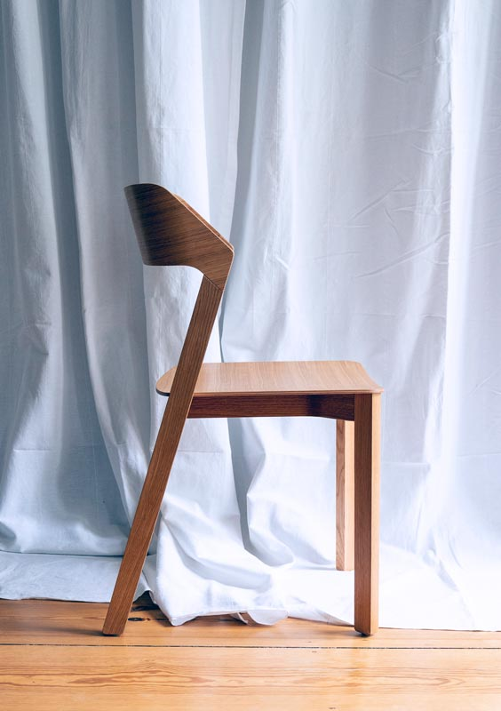 Merano Chair TON Bugholz